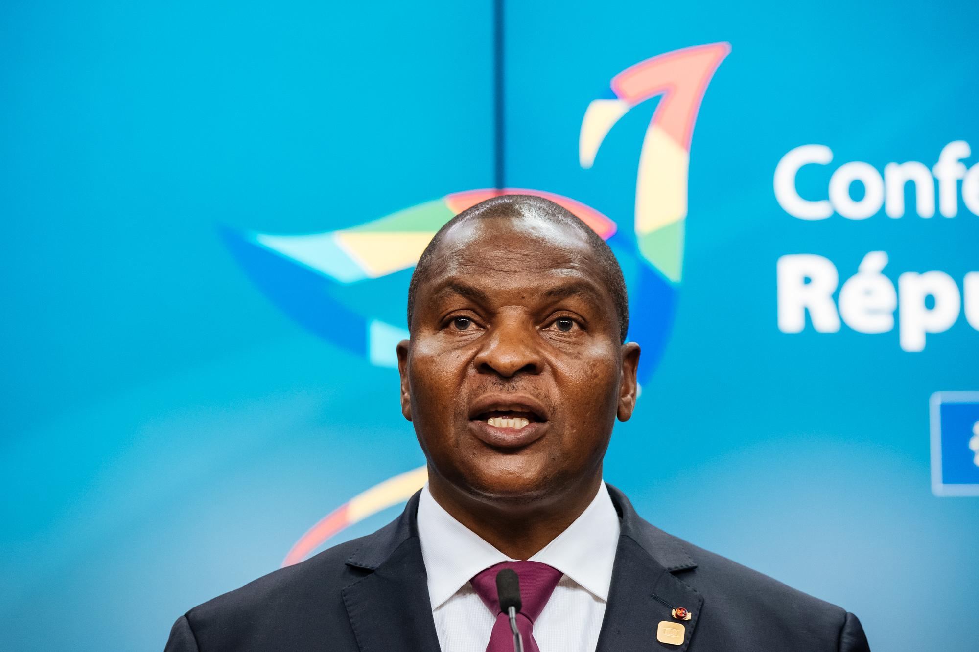 Conférence pour la République Centrafricaine