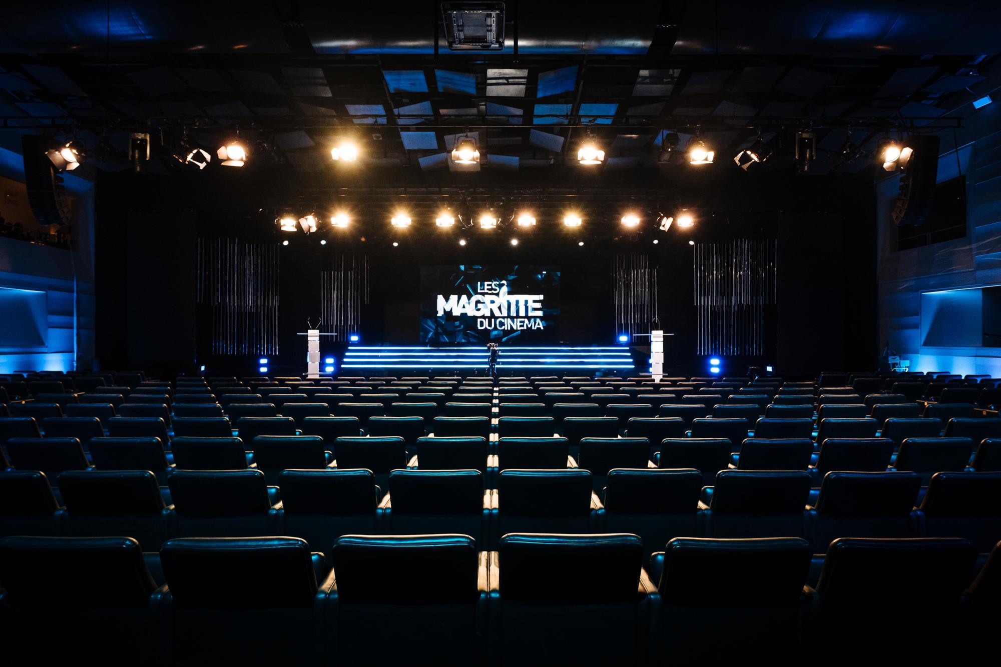 Les Magritte du Cinéma 2017